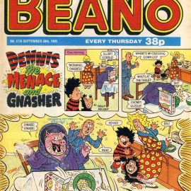 1995 September 30th BEANO vintage comic Good Gift Christmas Present Birthday Anniversary ref104 A vintage comic in good read condition. Please see larger photo and full description for details.