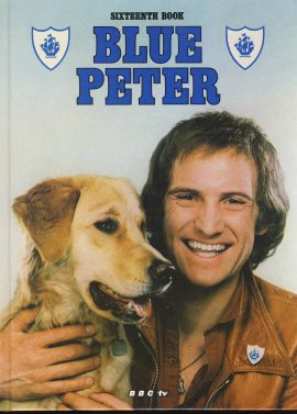 1979 Blue Peter Annual Sixteenth Book BBC TV in very good clean condition.