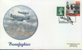 2002 Beaufighter D-Day stamp cover 19.3.2002 refd0013 In good condition for age. Please see larger photo and full description for details. Sealed no insert card.