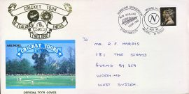 Arundel Cricket Tours 1990 N.Zealand