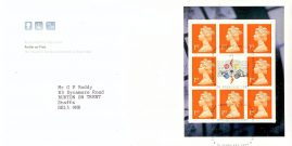 London SW1 1999 City of Westminster Royal Mail Her Majesty Profile on Print stamps cover refE45 Cover in very good condition. Unsealed with insert. Please see larger photo and full description for details.