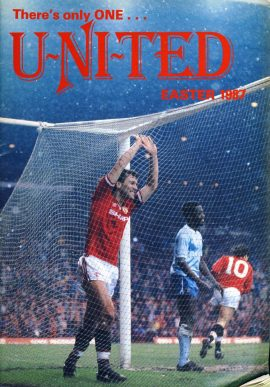 Manchester United Easter 1987 36 pages refE102048 Vintage programme as listed and shown in the photo. Please see large photo and read full description for condition report.