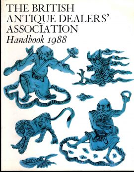 The British Antique Dealer's Association Handbook 1988 192 pages softback ref101003 S9 This is a pre-owned product in good condition. Please see full description and photo.