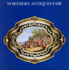 45th Northern Antiques Fair HARROGATE exhibitors catalogue published by Country Life (undated) ref101009 S9 This is a pre-owned product in good condition. Please see full description and photo.
