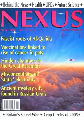 NEXUS New Times magazine Al-Qa'ida