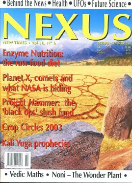 NEXUS New Times magazine Vedic Maths