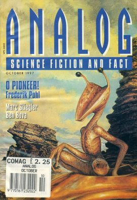 ANALOG Science Fiction & Fact OCT 1997 O PIONEET! Frederik Pohl paperback book / magazine ref101464 This is a pre-owned paperback book / magazine in good used condition. Magazine ONLY