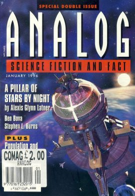 ANALOG Science Fiction & Fact JAN 1996 Speical Double Issue paperback book / magazine ref101468 This is a pre-owned paperback book / magazine in very good used condition. Magazine ONLY