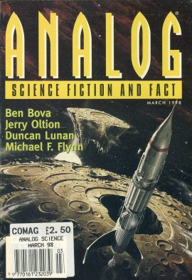 ANALOG Science Fiction & Fact MARCH 1998 Ben Bova
