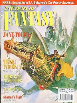 Realms of FANTASY Jane Yolen