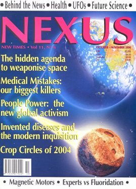 NEXUS New Times magazine Medical Mistakes our biggest killers
