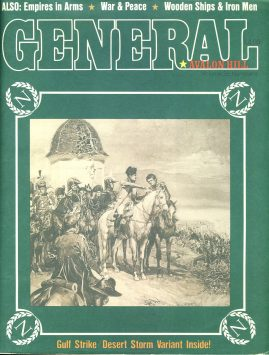 GENERAL Vol.26 No.6 Avalon Hill