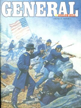GENERAL Vol.22 No.5 Avalon Hill