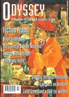 Odyssey magazine Issue 0 Brian Stableford