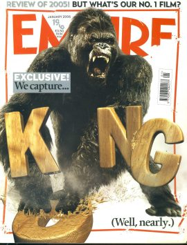 EMPIRE magazine JAN 2006 KONG Reese Witherspoon Q&A page ref100169 Pre-owned in very good clean condition. Please see larger photo and full description for details.