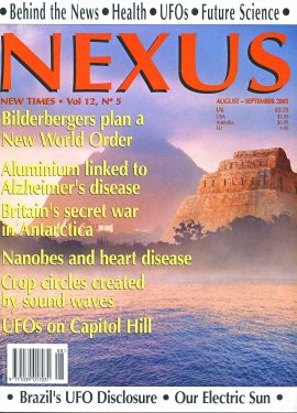 NEXUS New Times magazine Alzheimer's disease