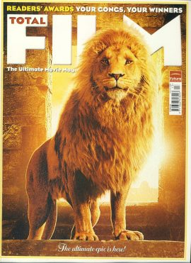 TOTAL FILM magazine December 2005  ref101063 Pre-owned in very good condition. Magazine ONLY