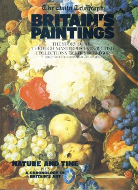 NATURE AND TIME Daily Telegraph BRITAIN'S PAINTINGS Story of Art Part 4 2002 32 pages ref101519 Very Good Condition. This is a pre-owned item. Good reference source.