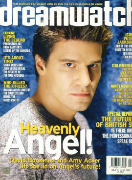 dreamwatch magazine #91 Peter Jackson