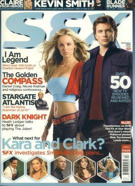 SFX magazine #164 2007 The Golden Compass