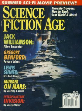 Science Fiction Age 1997 Jack Williamson
