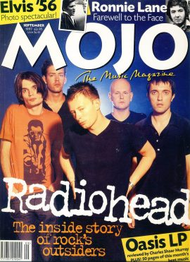 MOJO Music magazine September 1997 Radiohead ELVIS with 2 Elvis prints inside ref101557 Good Condition. This is a pre-owned item with some marks