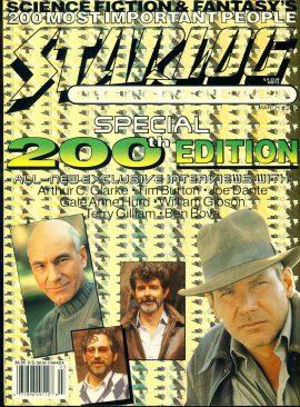 STARLOG magazine #200 Special Arthur C. Clarke