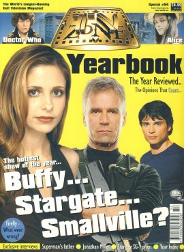 TV Zone YEARBOOK #54 Doctor Who