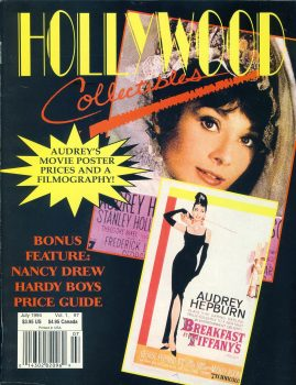 HOLLYWOOD Collectibles magazine 1994 Movie Posters list prices + more ref100342 Pre-owned in very good condition. Please see larger photo and full description for details.