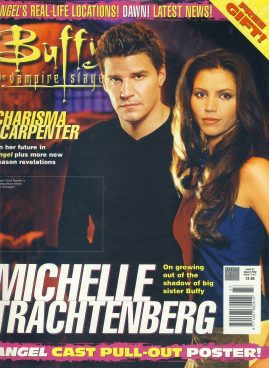Buffy the Vampire Slayer Magazine 2002 CHARISMA CARPENTER ref10365 Pre-owned in very good condition. Please see larger photo and full description for details.