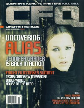 CFQ Cinefantastique 2003 magazine JENNIFER GARNER ref101147 Good Condition.  This listing is for the Magazine ONLY. Sorry no extras
