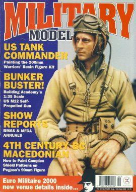 Military Modelling Magazine 2000 UK Tank Commander