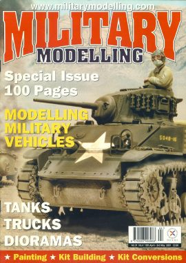 Military Modelling Magazine 2001 Modelling Military Vehicles Special Issue ref101187 Pre-owned in very good condition. Magazine ONLY