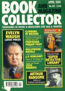Book & Magazine Collector #205 Super Detective Library