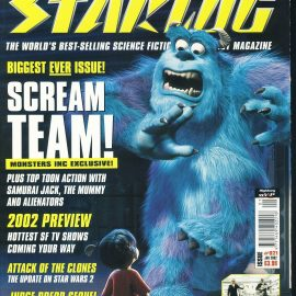 STARLOG #21 2002 Monsters In