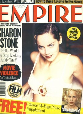 EMPIRE magazine May 1994 Sharon Stone ref10056 Pre-owned in very good clean condition. Please see larger photo and full description for details.