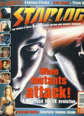STARLOG #5 M-Men