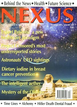NEXUS New Times magazine Dietary iodine breast cancer