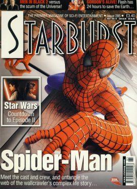 Starburst #285 magazine Spider-Man