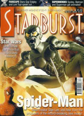 Starburst #287 magazine Star Wars