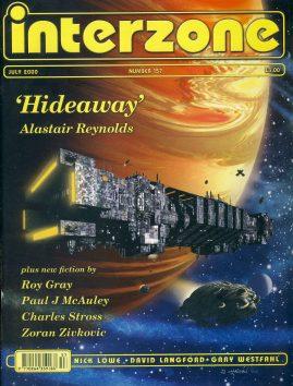 interzone #157 2000 magazine Hideaway Alastair Reynolds