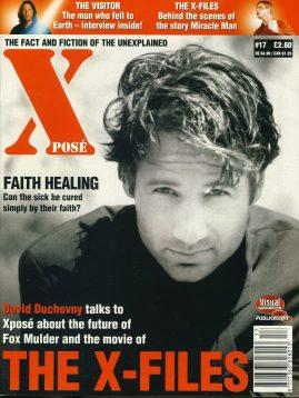 X POSE #17 Dec 1997 Faith Healing