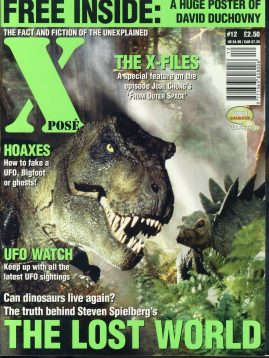 X POSE #12 1997 UFO Hoaxes
