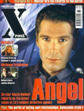 X POSE #65 2002 Alexis Denisof