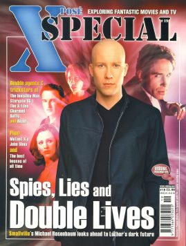 X POSE #19 SPECIAL Michael Rosenbaum magazine ref100657 Pre-owned in good condition. Magazine ONLY