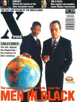 X POSE #13 1997 Men in Black magazine ref100660 Pre-owned in good condition with some scuffs and reading creases. Magazine ONLY
