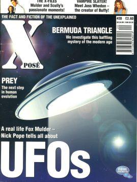 X POSE #20 1998 Bermuda Triangle