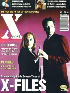 X POSE #3 1996 Bill Smitrovich