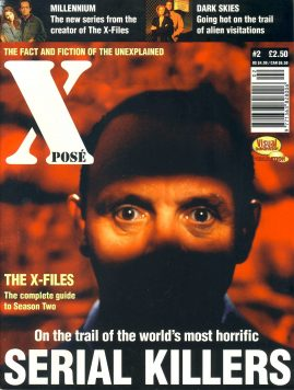 X POSE #2 1996 SERIAL KILLERS magazine ref100667 Pre-owned in good condition with some scuffs and reading creases. Magazine ONLY