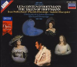Offenbach: Les Contes d'Hoffman The Tales of Hoffmann DECCA (2 CDs) box set refm10003 Pre-owned CDs in very good condition. Cases in Very Good Condition.